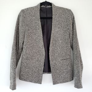TOPSHOP Blazer Textured Suit Coat - US Size 4